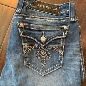 Rock Revival Sora Boot Jeans